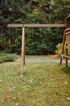 Home backyard swings