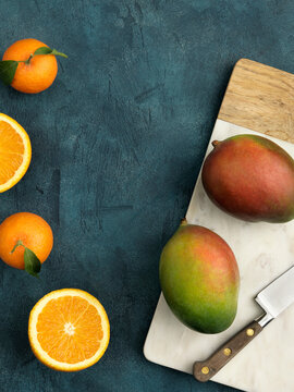 Mangoes and Oranges