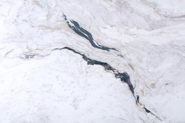 Elegant marble background in unique light tone for new home design.