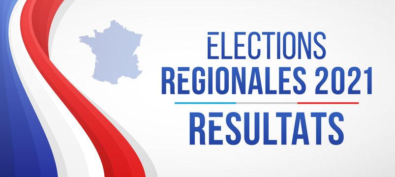 Élections Régionales 2021 en France - Les Résultats