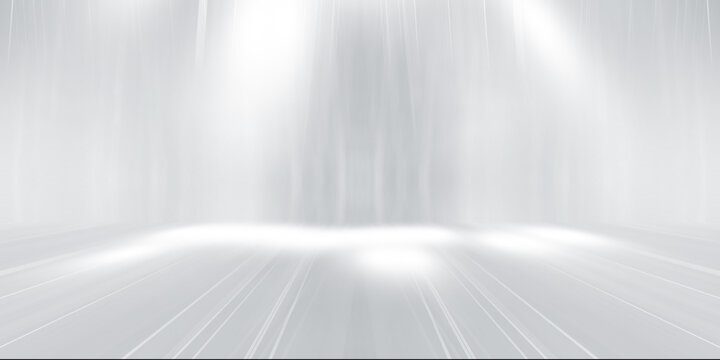 white and gray studio room backdrop or blank perspective  stage with spotlight background