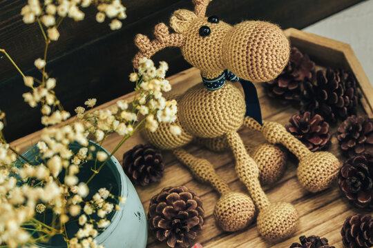Festive Winter Decoration