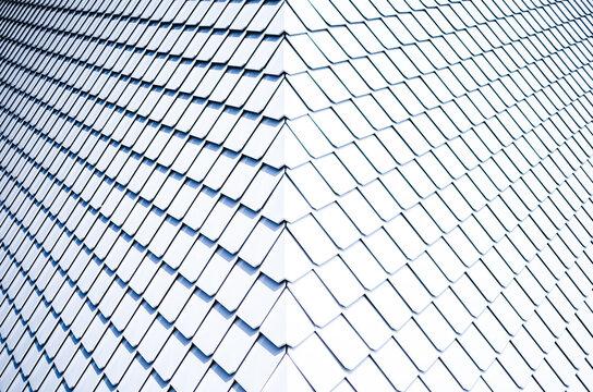 Full Frame Shot Of Part Of Modern Building