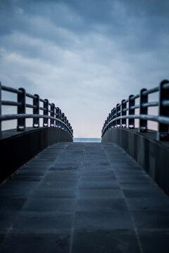 Bridge By The Sea