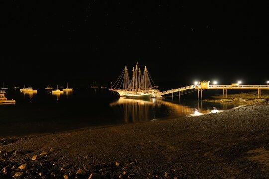 Stars Over Bar Harbor