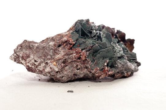 goesthite or goethite, kyanite