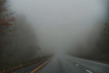 On The Foggy Highway To...
