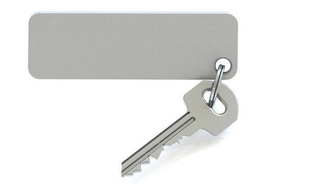 Schlüssel in 3D