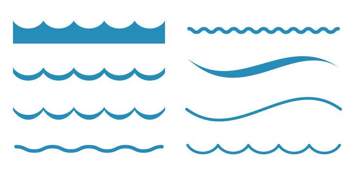 water wave set