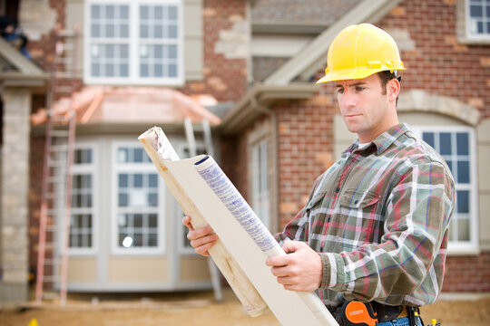 Construction: Reading the Blueprints for New Home