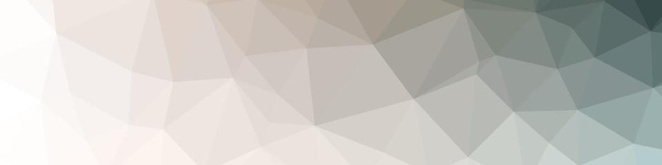 Fototapeta Abstract color Low-Polygones Generative Art background illustration obraz