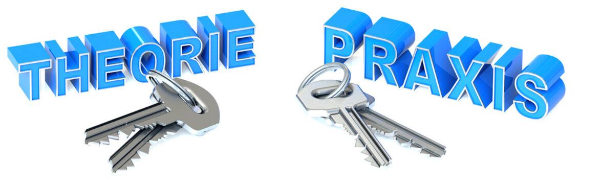 der richtige schlüssel für theorie und praxis