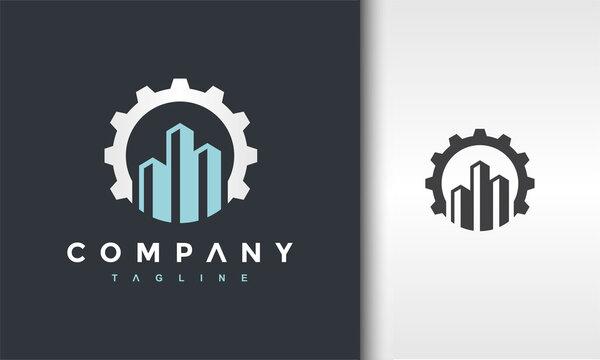 building gear logo
