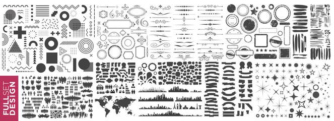 Fototapeta design collection obraz