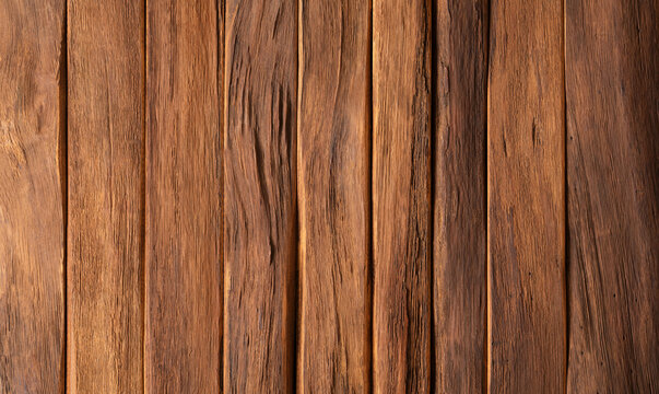 vintage boards with blank space. wood texture background