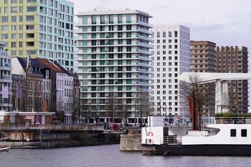 Antwerp street lockdown photography 2021