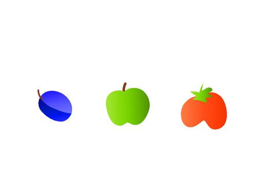 owoce, warzywa, śliwka, jabłko, pomidor, warzywnik, wieś, zdrowa, żywność, zdrowie,  sad, grządka, robota, praca, rola, wieśniak, rolnik, miasto, ludzie, kuchnia, kucharz