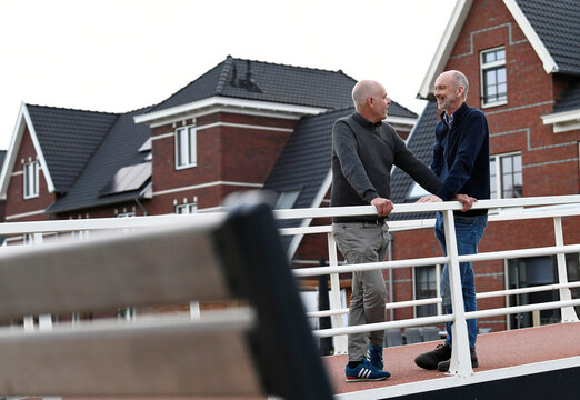 Dutch couple Gert Kasteel and Dolf Pasker look back on the day they tied the knot in the world's first legally-recognised same-sex wedding