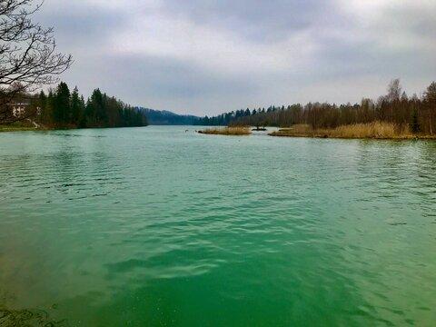 Isar bei Bad Tölz (Bayern)
