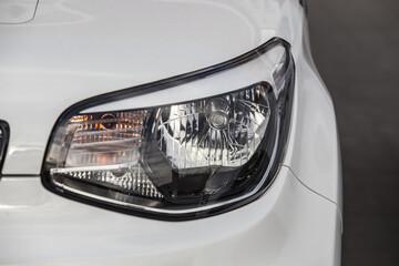Headlight of a modern car