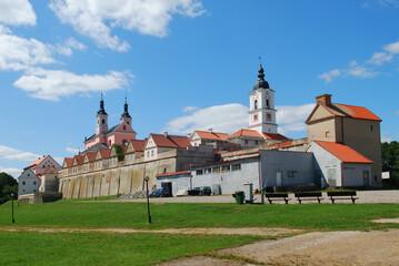 Fototapeta Wigry - pokamedulski klasztor