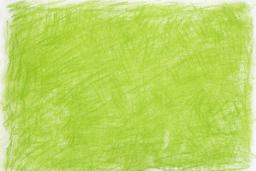 green art pastel crayon background texture