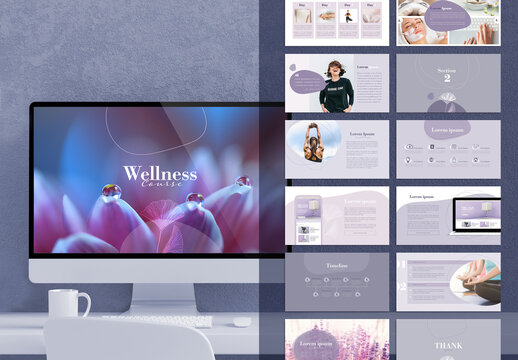 Wellnessdigital Presentation