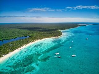 Isla Saona, Bayahibe, República Dominicana