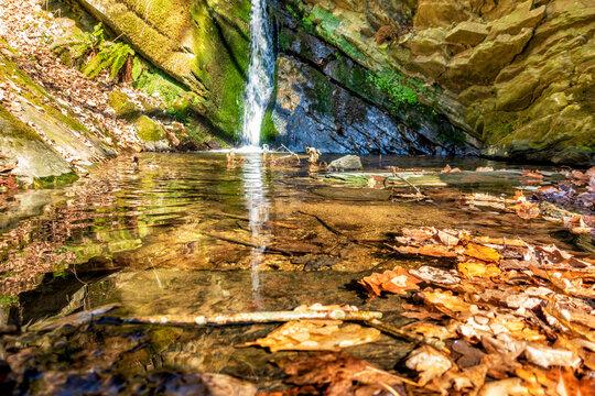 Wasserqualittät des Wäschbachs