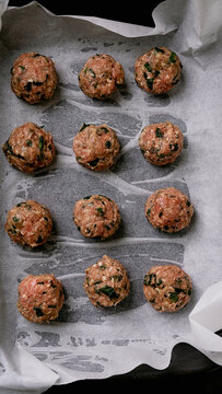 ready to cook meatballs