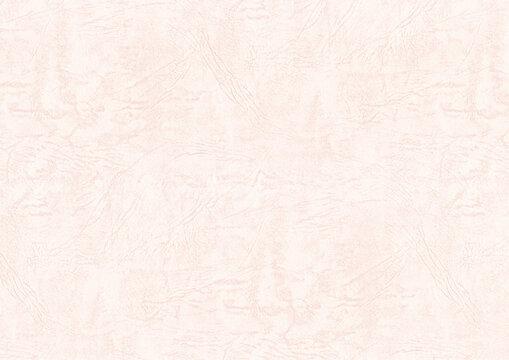 Textured pink beige paper background.