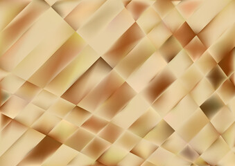 Brown Geometric Abstract Background Wall mural