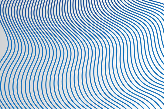 Vector illustration of Abstract Ellipse Background.