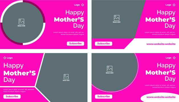 World's Mother's Day YouTube Thumbnail