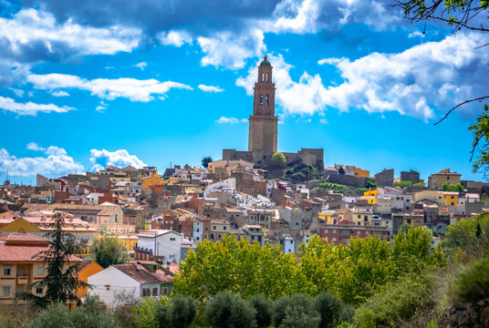 Jérica (Castellón), una localidad de origen musulmán con mucha historia.