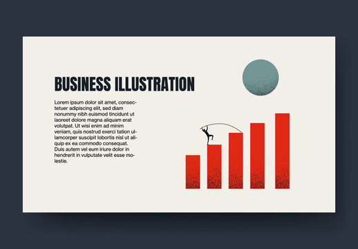 Business Success Growth Blog Post Layout