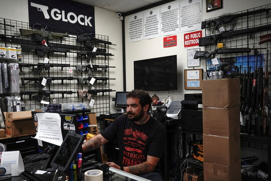 "Firearms Unknown as Biden considers legislation restricting ""ghost guns\"