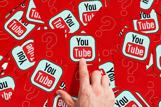youtube, youtube background design