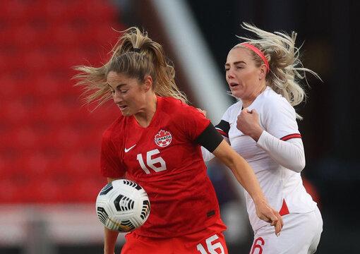 Women's International Friendly - England v Canada