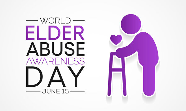 World Elder abuse awareness day is observed every year on June 15, It represents the one day in the year when the world voices its opposition to the suffering inflicted to some of our older generation