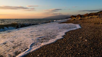 Kamieniste plaże, Grecja