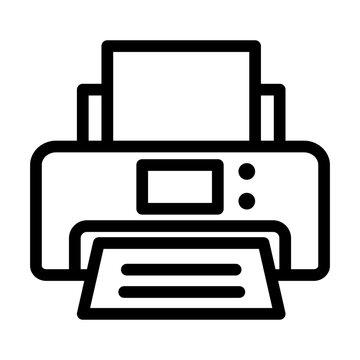 printer icon プリンターのアイコン