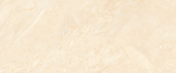 Obraz Cream marble, Ivory onyx marble for interior exterior (with high resolution) decoration design business and industrial construction concept design. Creamy ivory marble background. - fototapety do salonu