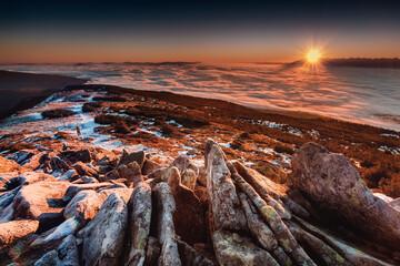 Babia Góra - Beskidy
