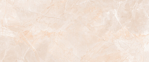 Fototapeta Brown beige abstract marble granite natural sand stone texture panorama obraz