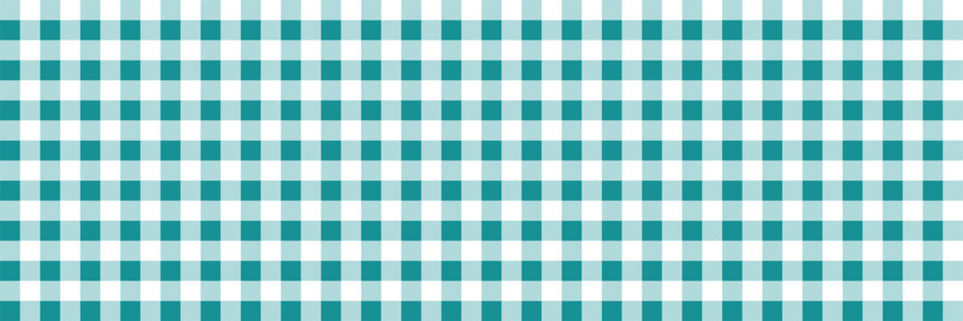 Checkered pattern. Seamless blue background. Vector abstract