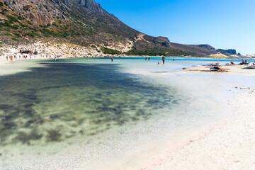 Fototapeta balos beach