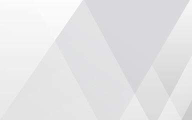 Fototapeta シンプルなグレーの抽象、斜めのグラデーションライン、背景素材、ベクター素材