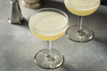 Refreshing Cold Corpse Reviver No 2 Cocktail