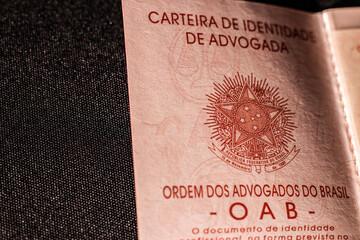 OAB para cadastro